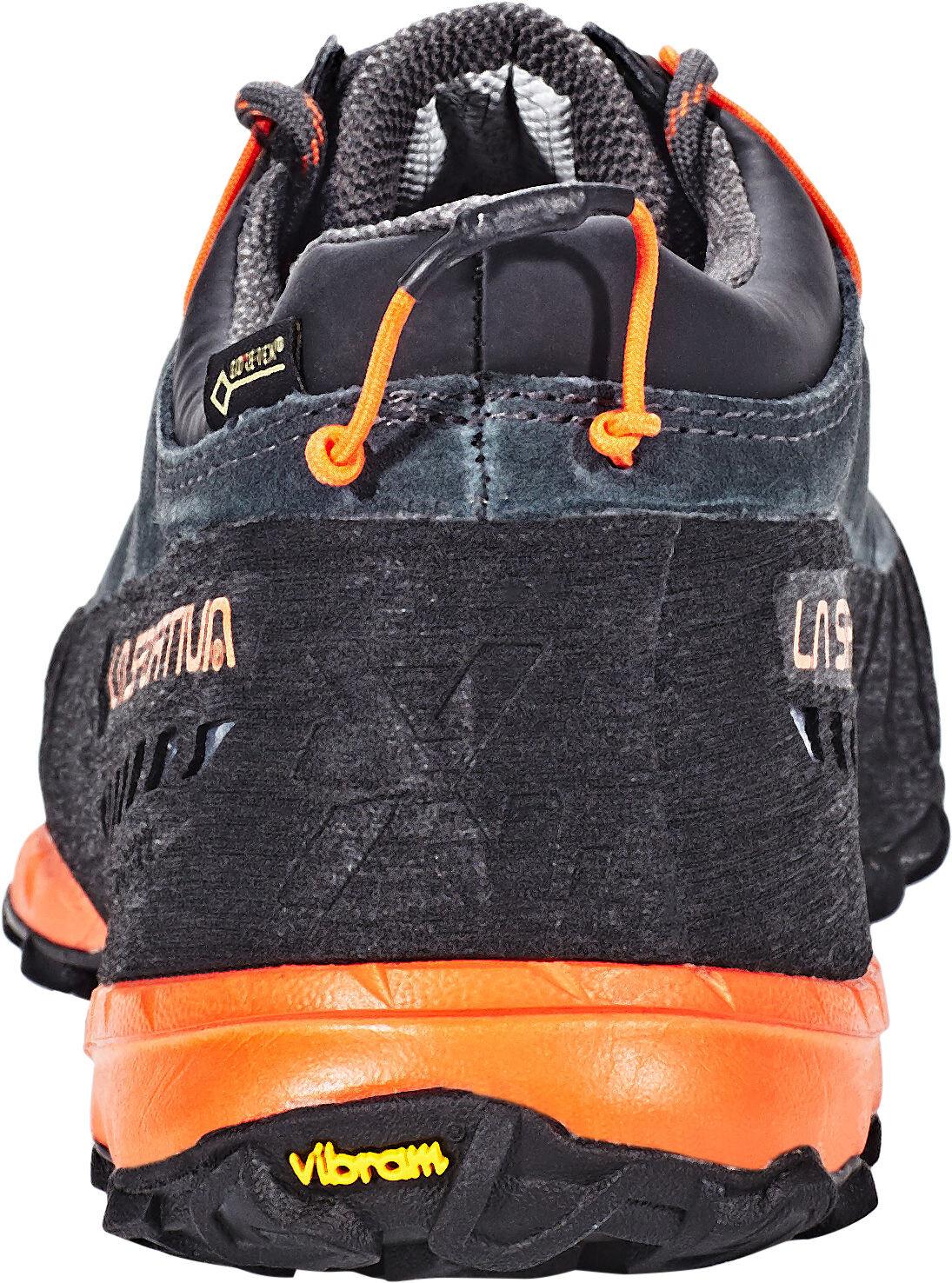 e630515ca39 La Sportiva TX4 GTX Schoenen Heren grijs/oranje l Outdoor winkel ...